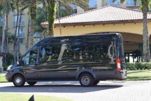 Sprinter Van Limo Service